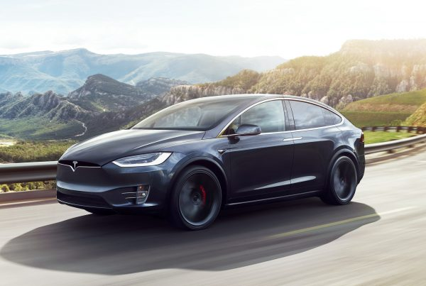 Telsa Model X Auto Leasen bij Zuidlease