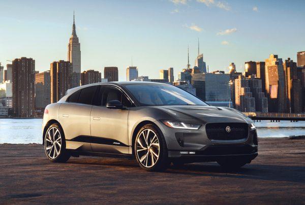 Jaguar iPace 54 Auto Leasen bij Zuidlease